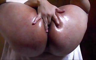 Oiled Ass