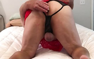 15 inch dildo sissy