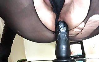 Big dildo for justina